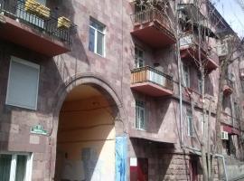 Apartments on Mashtots 51, Yerevan