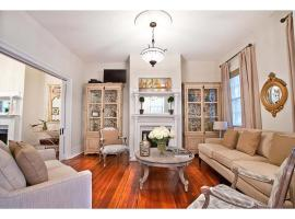 Bandy House - Five-Bedroom, Savannah