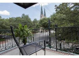 Lookout on Liberty - Two-Bedroom, Savannah