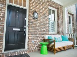 Crawford Square Retreat - Two-Bedroom, Savannah