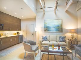 The Parker Collection - Unit 4 - Two-Bedroom, Savannah