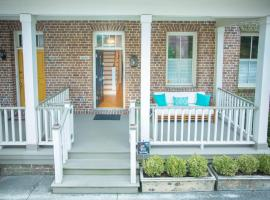 Crawford Square Main and Carriage Home - Three-Bedroom, Savannah
