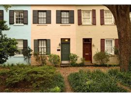 Sycamore Main House - Two-Bedroom, Savannah