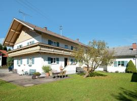 Gorgeous Apartment in Prem Bavaria with terrace and garden