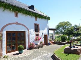 Quaint Holiday Home in Ittel Eifel with a Balcony