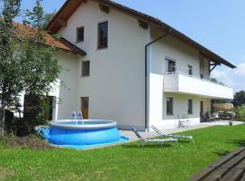 Cozy Apartment in Prackenbach with Swimming Pool