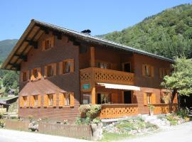 Apartment Barbara 1, Silbertal