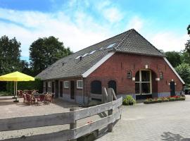 Farm stay Erve De Waltakke 1, Lochem