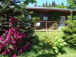 Luxury Cottage in Grunbach Saxony near Lake