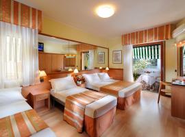 Hotel Al Prater, Линьяно-Саббьядоро