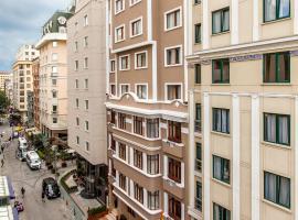 Ferman Hilal Hotel, Estambul