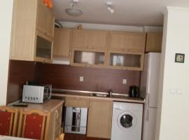 Apartment Izgrev, Warna