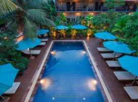 Reveal Angkor Boutique Hotel, Siem Reap