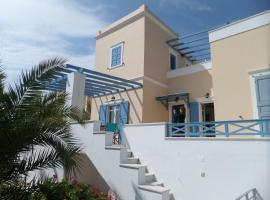 Villa Georgina, Posidhonía