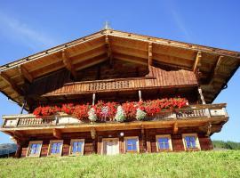 Moserhütte, Thierbach