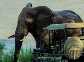 Ximongwe River Camp - HIPPO Cottage, Balule Game Reserve