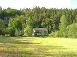 Ferienwohnung Blumenthal, Üxheim