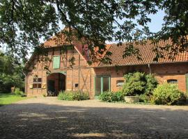Charming Farmhouse in Hohnebostel With Courtyard