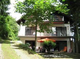 Beautiful Apartment in Immerath Eifel with Paved Garden