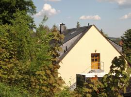 Cozy Apartment in Schlettau near the Forest