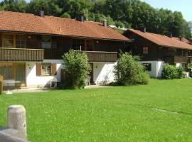 Apartment Ferienanlage Sonnenhang Missen 2