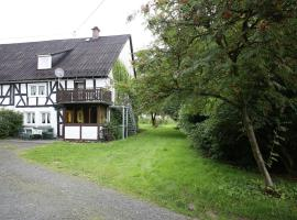 Heritage Holiday Home in Rennerod near Forest