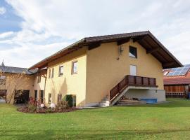 Cozy Apartment in Ruhmannsfelden with Indoor Pool