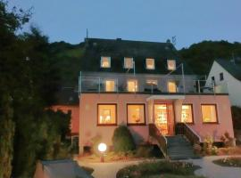 Cozy Holiday Home in Sankt Goarshausen near River Rhine