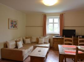 Cozy Apartment in Friedland Germany with Garden