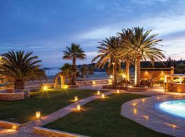 Finikas Hotel, Aliko Beach