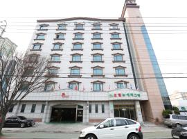 Hotel New Evergreen, Mokpo