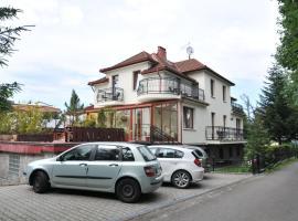 Willa Iskra, Zakopane