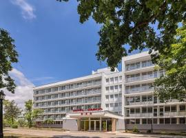 Hotel Narcis, Saturn