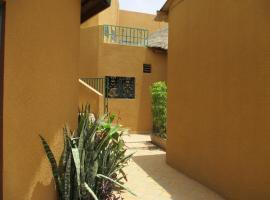 Le Milamac Guest house, Ouagadougou