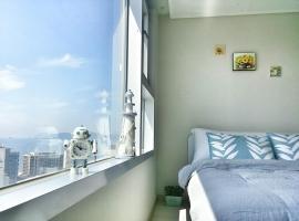 Haeundae Ocean View Cozy House, 釜山市