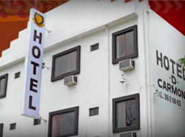 Hotel D´ Carmona, Ciudad Valles