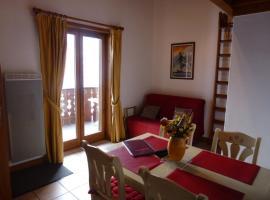 Appartement Haut de Chavant - Gouter, Les Houches