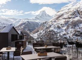 Relais & Chateaux Schönegg, Zermatt
