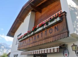 Haus Stratton, Innsbruck