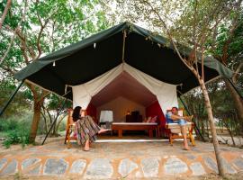 The Naturalist Safari Camp Yala, Yala