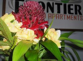 Frontier Serviced Apartments, Mount Hagen