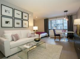 Places4stay Times Square Luxury Studio, Нью-Йорк