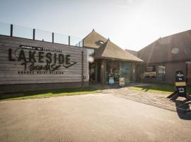 Hostel Lakeside Paradise, Knokke-Heist