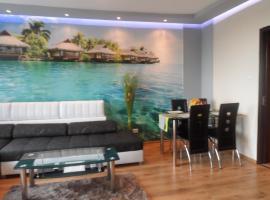 Apartment Paradise, Burgas City