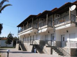 Porto Blue Studios, Porto Koufo