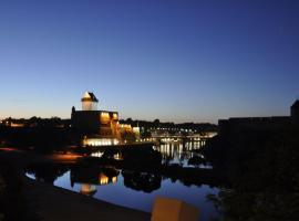 Grafovi Apartments, Narva