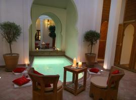 Riad Aladin, Marrakech