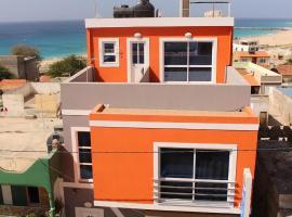 Apart-Hotel Halcyone, Morro
