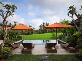 Satori Villas Bali, Ubud