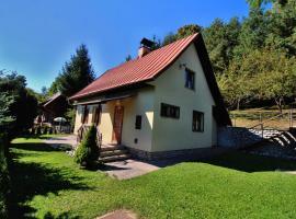 Chata Martina, Bešeňová
